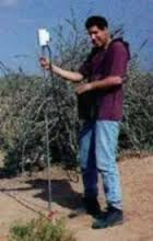 magnetic survey for the detection of burried archeological ruins